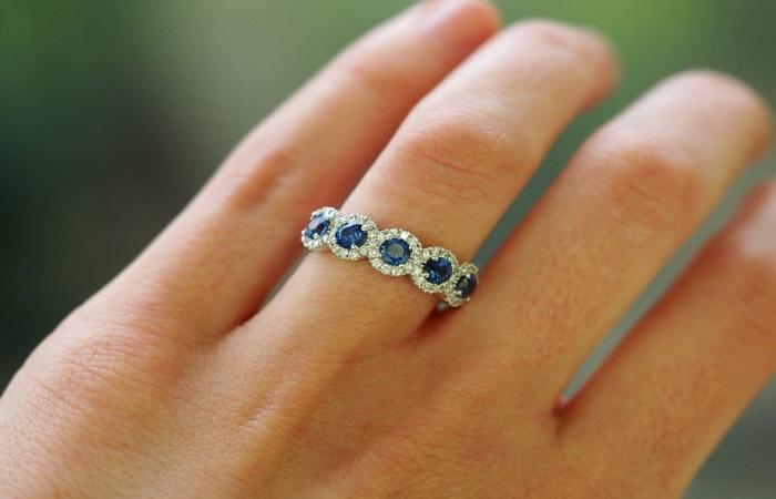 Women swallowed engagement ring