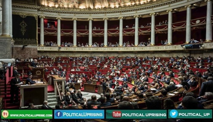 Kashmir got attention of French parliament
