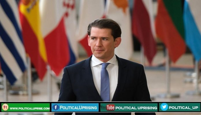 Austria video scandal made Sebastian favorite for new chancellor