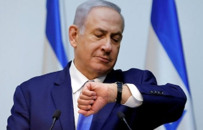 Israeli election: Netanyahu shown no sign of willingly giving up his post