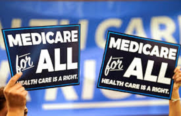 Medicare raised heated argument between two veteran politicians