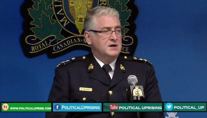 Police officer revealed details of Canada killings