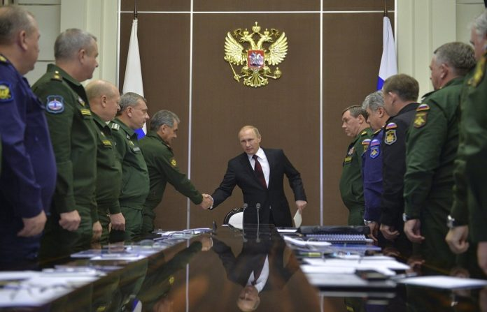 Russian Military working on major project of Fighters Jet