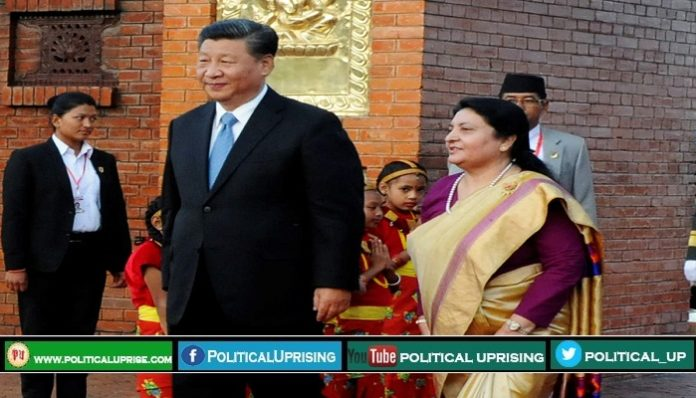 President Xi jinping arrive Nepal with Multiple agenda