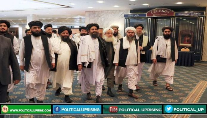 Afghan Taliban arrived Pakistan to review peace talks