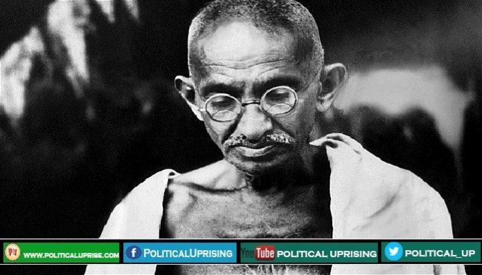 Gandhi birthday celebrated awkward way in India