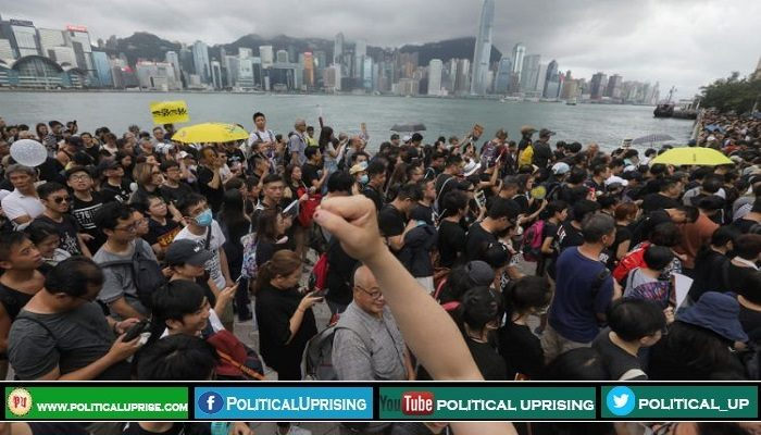 Hong Kong protests took another life