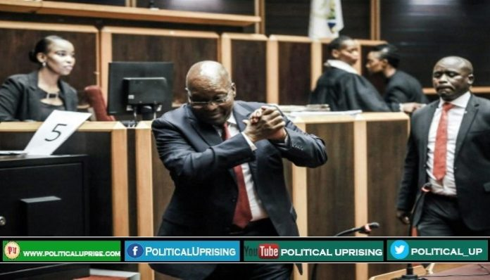 Court dismissed Jacob Zuma application
