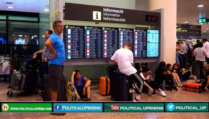 Flights from Barcelona cancelled after ruling