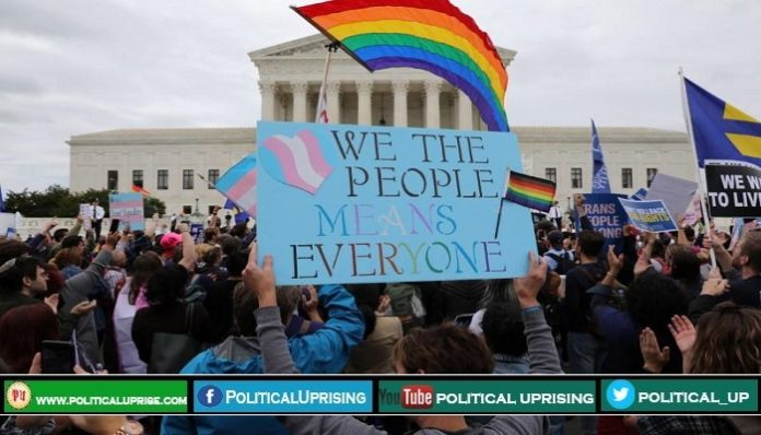 US Supreme Court wading into LGBT rights dispute