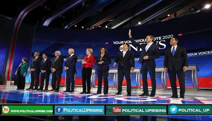 Democratic Party presidential debates schedule finalised