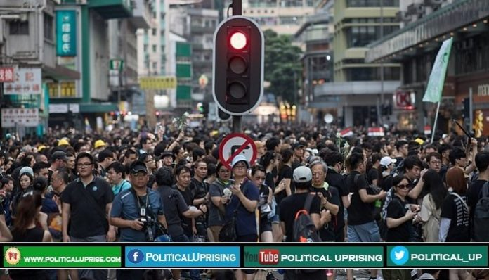 Hong Kong protest:Government found new way to tackle protest
