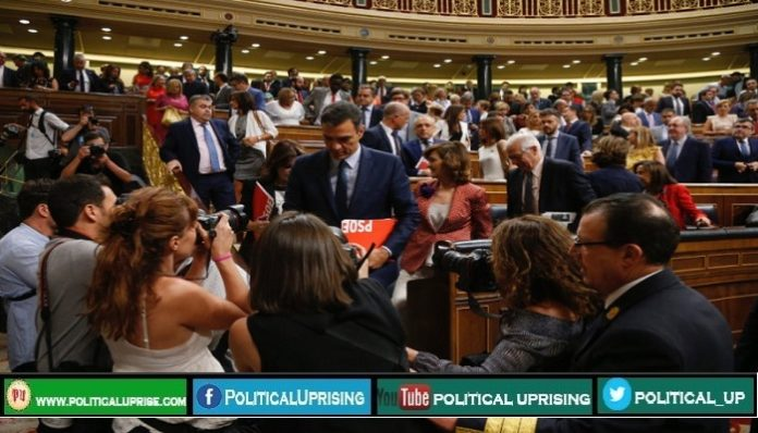 Socialists to make new government in Spain