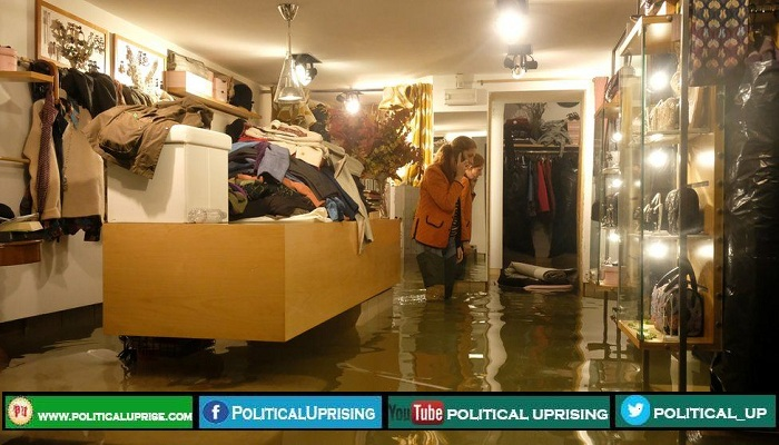 Italy's Venice hit by highest tide after 50 years