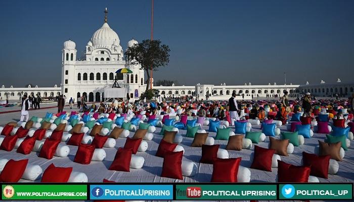Indian Sikhs on historic pilgrimage to Pakistan