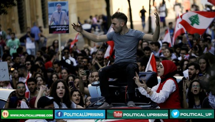 Lebanese former finance ministers nomination sparked protests