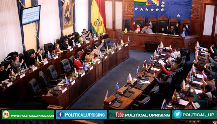 Bolivia Congress approves new elections excluding Preceded president