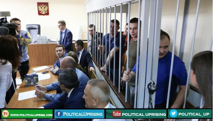 Ukraine,Russia working on new prisoner swap