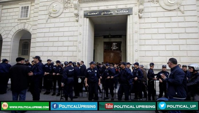 Algeria demands heavy sentences for both ex-PMs