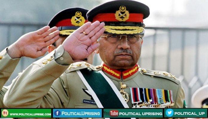 Former Pakistan military ruler Pervez Musharraf sentenced to death