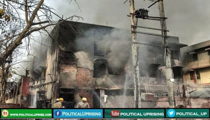 Delhi factory fire killed dozens