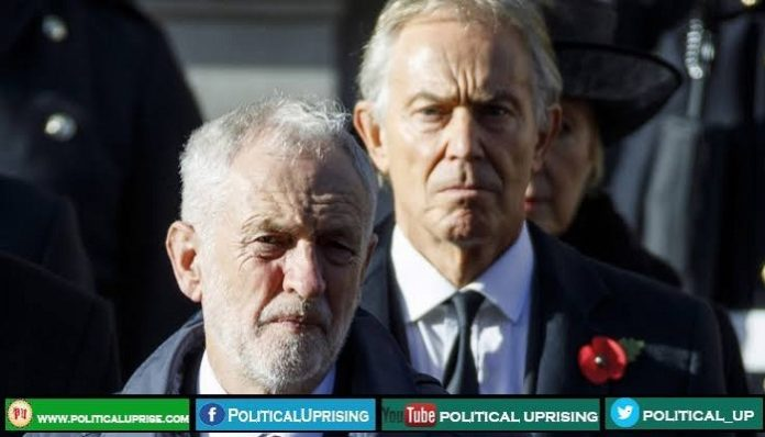 Tony Blair urged Labour party to end socialism