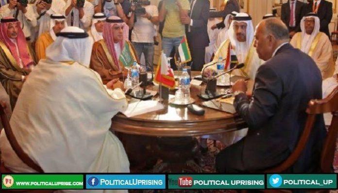 Egypt's el-Sisi says Saudi-led bloc position on Qatar 'unchanged'