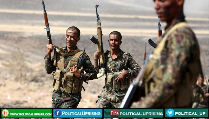 Houthi attack kills dozens of Yemeni soldiers