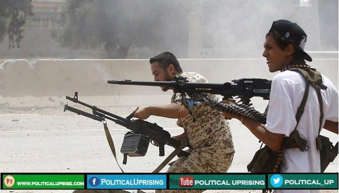 Russia hosts talks of Libya's warring sides