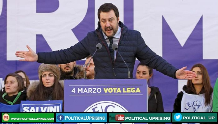 Polls open in northern Italy,far right victory could shake coalition :File Photo