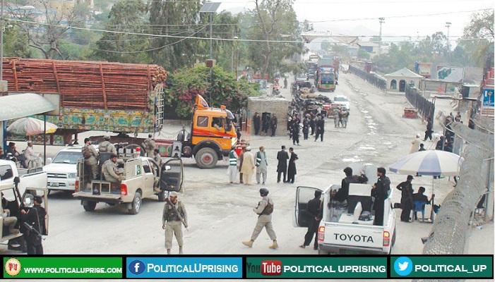 Pakistan closes Busy Torkham border crossing :File Photo