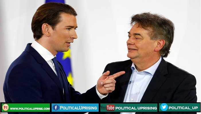 Austria's Green party to pay high price for it coalition with conservative :File Photo