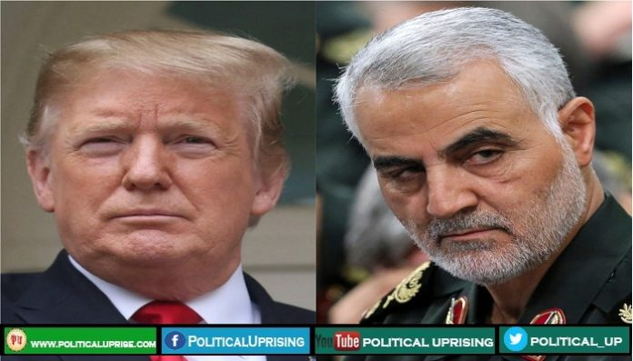 US lawmakers reject Trump's new claim about Soleimani