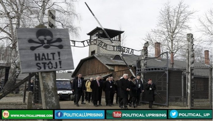 Auschwitz-Birkenau camp survivors warn of rising anti-Semitism