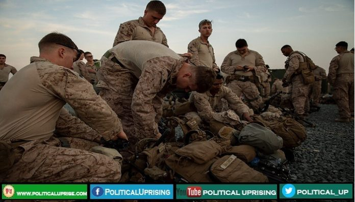 United States deploys more troops to Middle East
