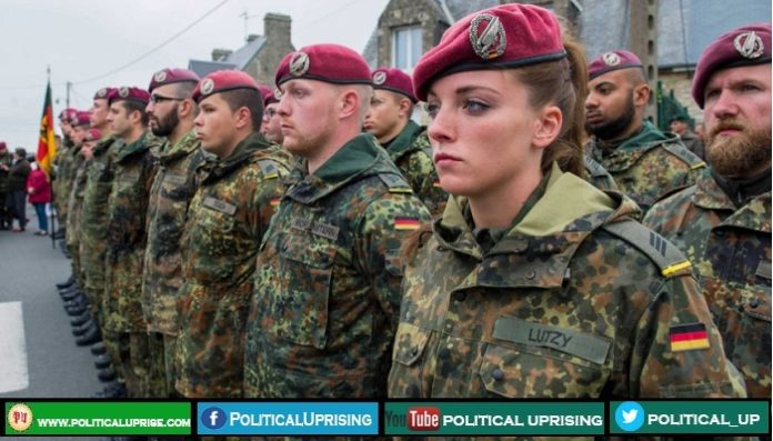 German Military adviser goes on trial for leaking secrets