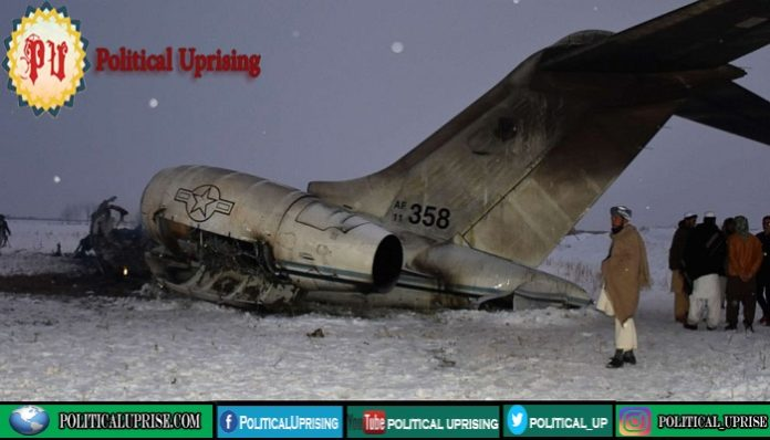 United States recovers 2 bodies from Afghan plane crash site