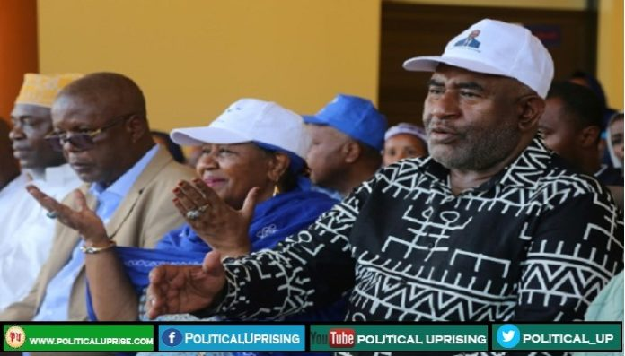 Comoros opposition boycotts votes in parliamentary poll