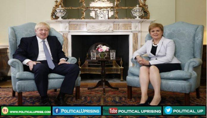 British Prime Minister rejects second referendum request