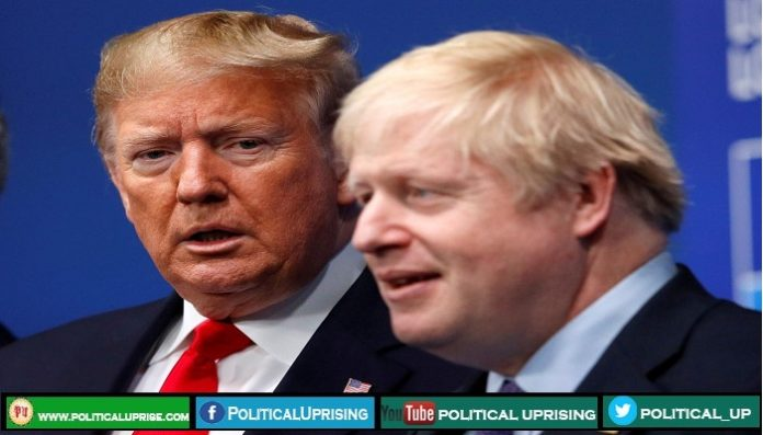 UK wants US post-Brexit trade deal and a tech tax