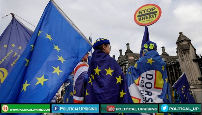 UK moves closer to leaving European Union
