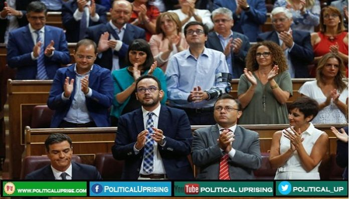 Spanish parliament debate could end political deadlock