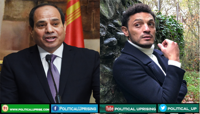 Former Egyptian army contractor steps away from politics