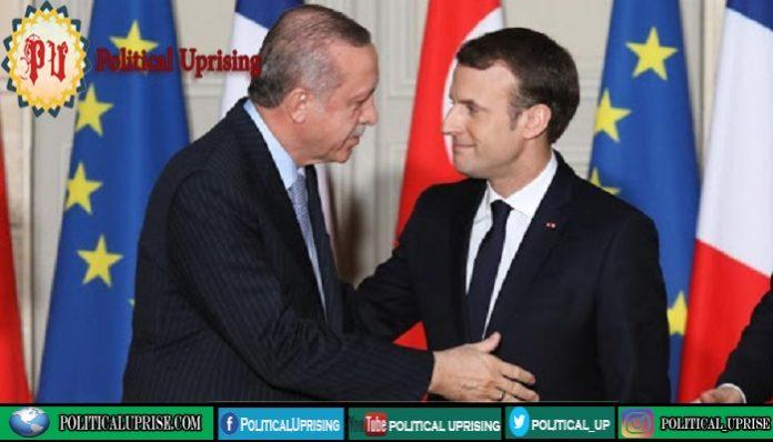 France,Turkey starts war of words
