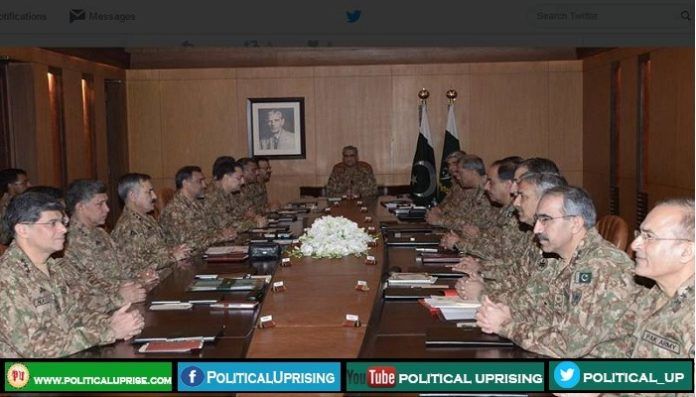 Major reshuffle in Pakistan Army appoints new DG ISPR