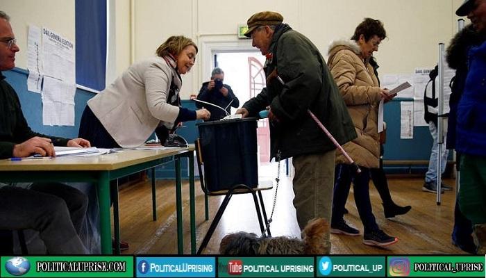 Ireland election exit poll predicts historic breakthrough