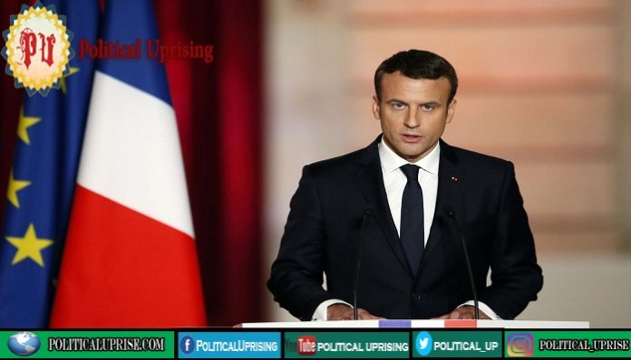 Macron vows to tackle 'political Islam'