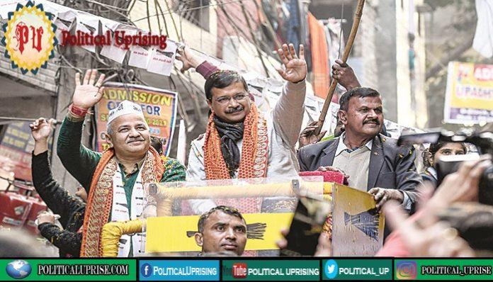Modi's BJP seeks to unseat Kejriwal Party in Delhi election