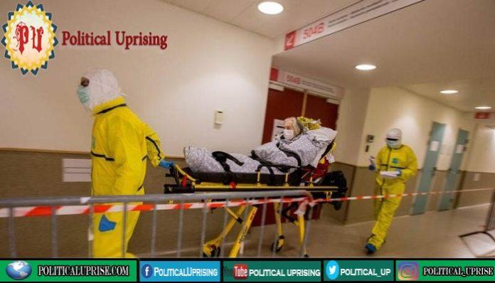 Worldwide coronavirus death toll surpasses 20,000