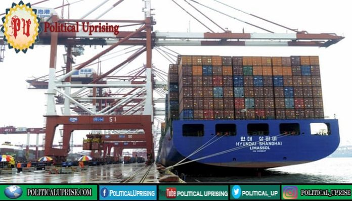 Chinese shipping industry finally bouncing back but rates soar
